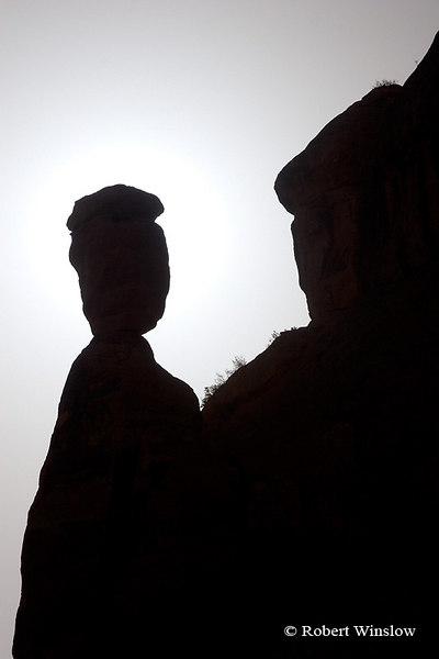 Balanced Rock, Colorado National Monument, Colorado