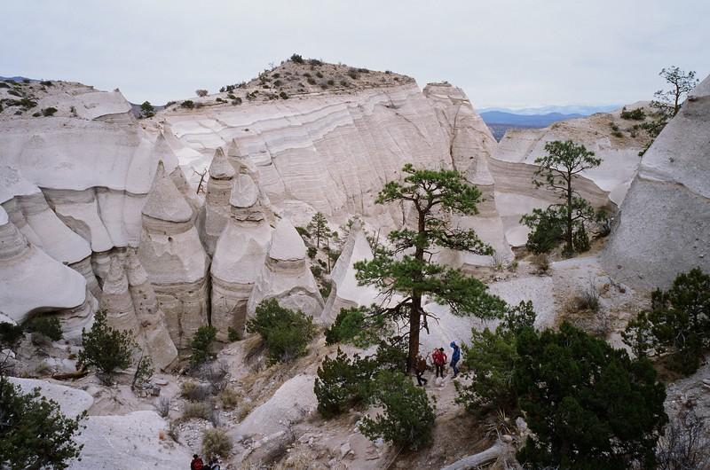Tent Rocks National Monument