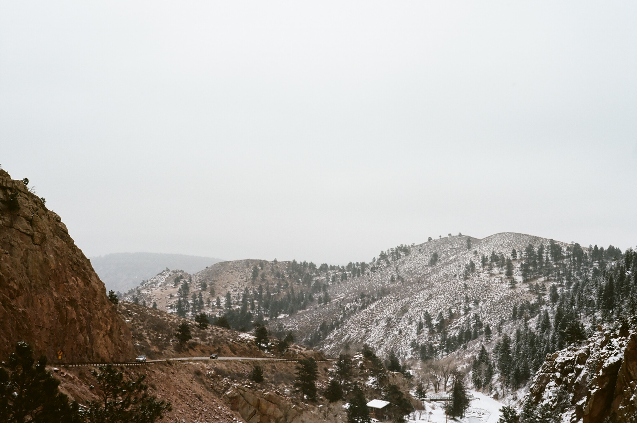 En Route to Rocky Mountain National Park