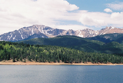 Colorado Pikes Peak / Great Sand Dunes National Park 2005