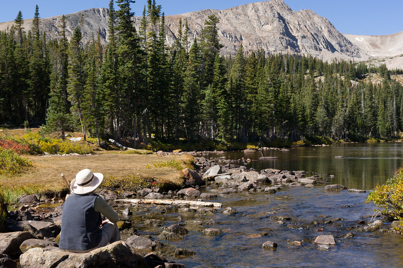 Rita, Mitchell Lake Colorado