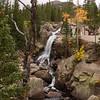 Alberta Falls, Rocky Mountain National Park, Colorado.