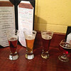 We made it to Boulder and after some empenadas at the Argentinian Restaurant, we went to Avery Brewing to sample the local beers.