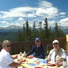 Picnic on Dercum Mtn (101269342)