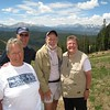 Picnic on Dercum Mountain with David and Linda Purcell (101302950)