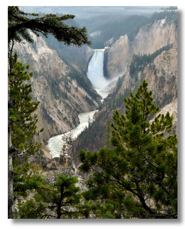 Upper Falls of the Yellowstone (101336746)