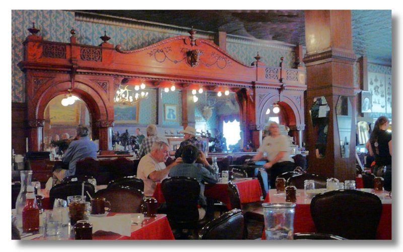 Irma Hotel Restaurant Cody Wyoming (101302937)