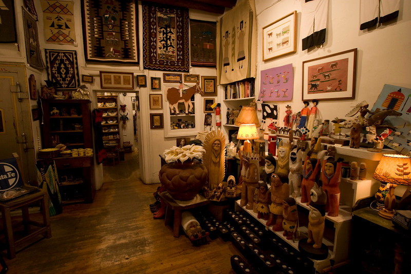 New Mexico crafts store