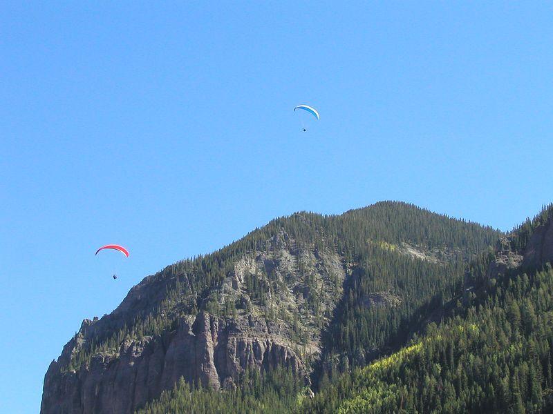 Paragliding Tournament
