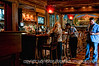 Inside the bar at the Broadmoor Hotel in Colorado Springs