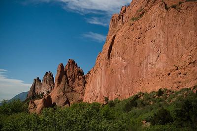 Colorado Springs/Red Rocks