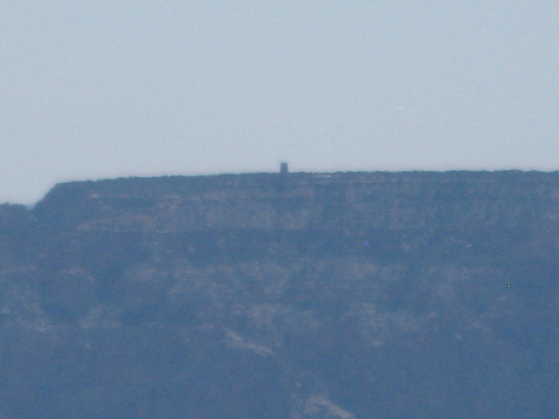 Desert View tower on the south rim is visible.