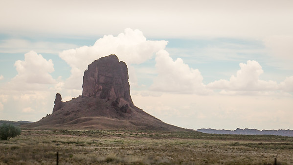 Monument Valley to Holbrook via Indian Route 528