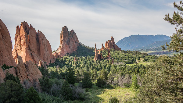 Rob's.  The Garden of the Gods.
