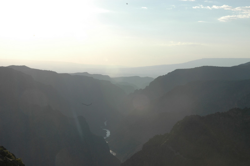 Near Sunset<br /> Black Canyon of the Gunnison National Park