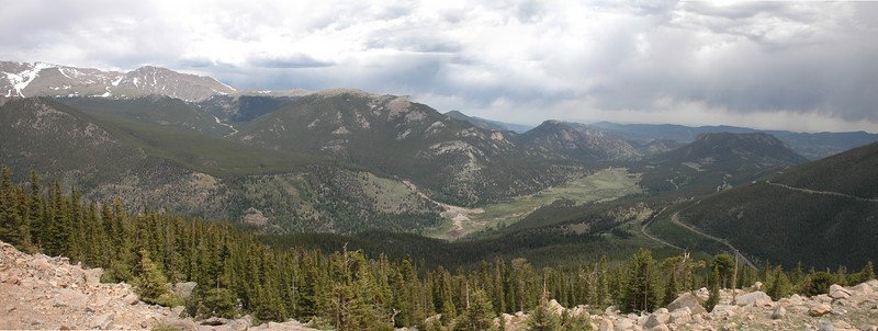 Trail Ridge Rd<br /> Rocky Mountain National Park