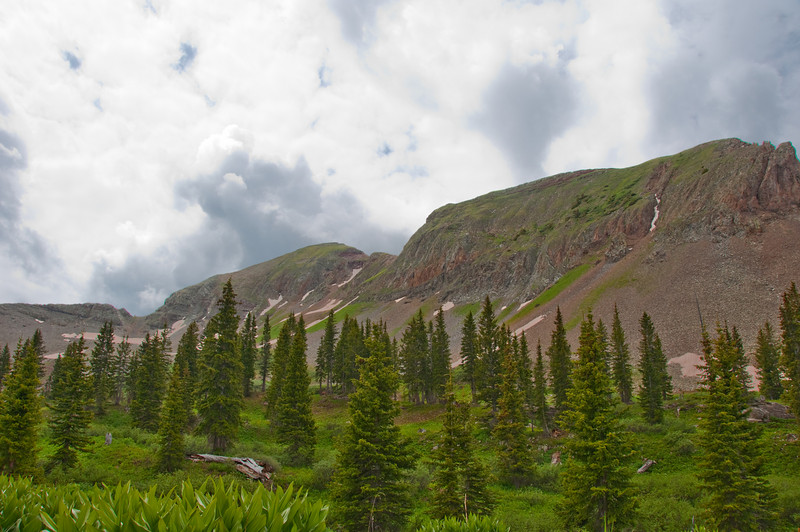 Views from Kennebec Pass - Colorado Trail