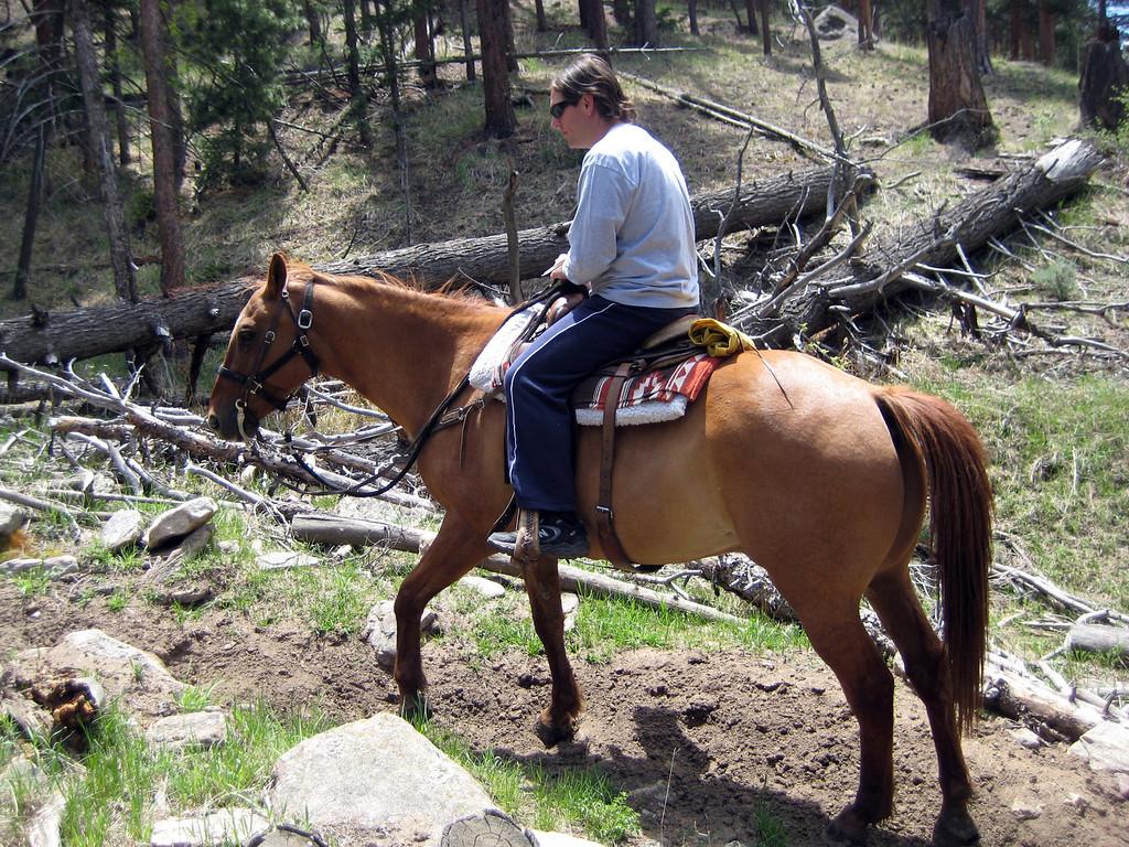 colorado trip, best ride ever