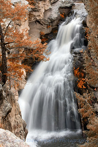 Waterfall, West of Sedona, Arizona