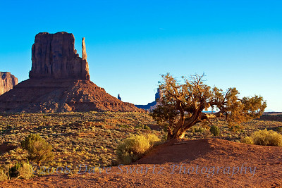 Mitten, Monument Valley, Arizona
