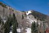 Ski lift in Teluride