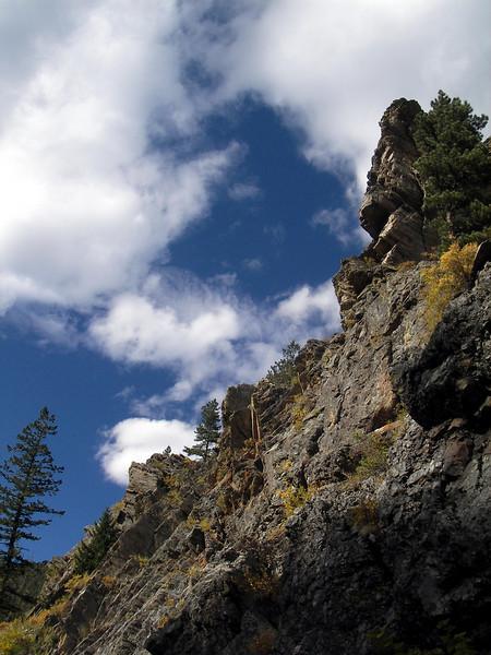 Golden Gate Canyon Mountain Lion Trail - 2006