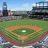 Coors Field, Denver Colorado.