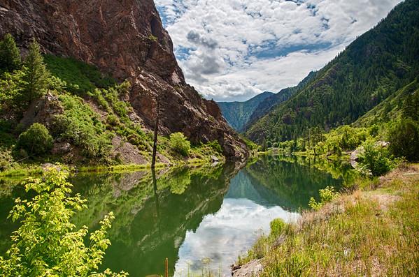 Colorado to Montana 2012