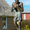 "Located in Manassa, Colorado<br /> Home of Jack Dempsey (The Manassa Mauler) – world heavyweight boxing champ from 1919 thru 1926.  <a href=""http://en.wikipedia.org/wiki/Jack_Dempsey"">http://en.wikipedia.org/wiki/Jack_Dempsey</a>"