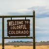U.S. 40 at Utah-Colorado Border
