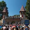Entrance to the Colorado Renaissance Festival