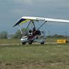 Kathy landing