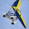 Erik off to try some aerobatics