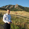 Chatagua Park - Flatirons in background