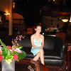 Casey in the lobby of the Hotel Boulderado 7-08