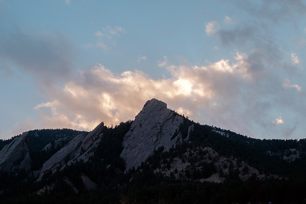Flatirons One, Two, And Three