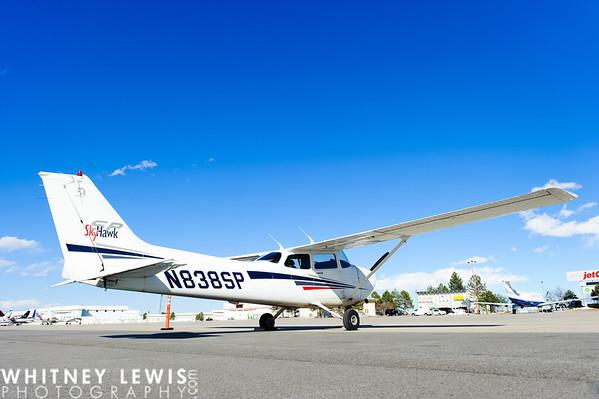 Cessna Flight Day 1