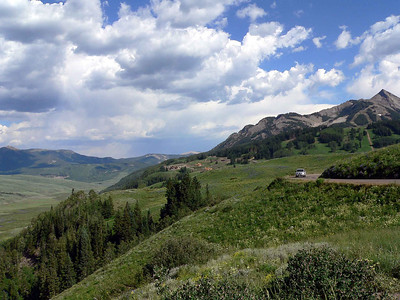 Beyond Crested Butte