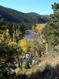 Poudre Canyon The road will be open this year