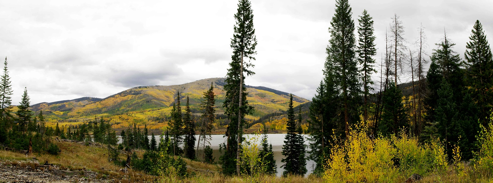 Pearl Lake SP Clark, Colorado  - We stopped in Steamboat again on the way to Utah & Arizona. Its gorgeous in late September.