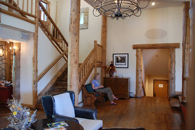 August 1, Saturday, Breckenridge.  The Lodge at Breckenridge.
