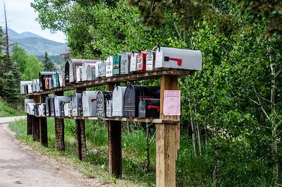 Colorado - 2013  Copyright ©  2013 - Photo by Barry Jucha