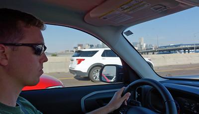 Driving - Arriving in Denver - Jack