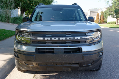 Bugs on Bronco Sport Grill