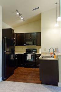Jack's Apartment - Kitchen