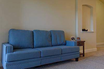 Jack's Apartment - Living Room