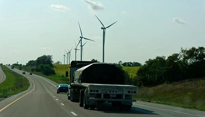 Driving - Iowa Windmills (2)