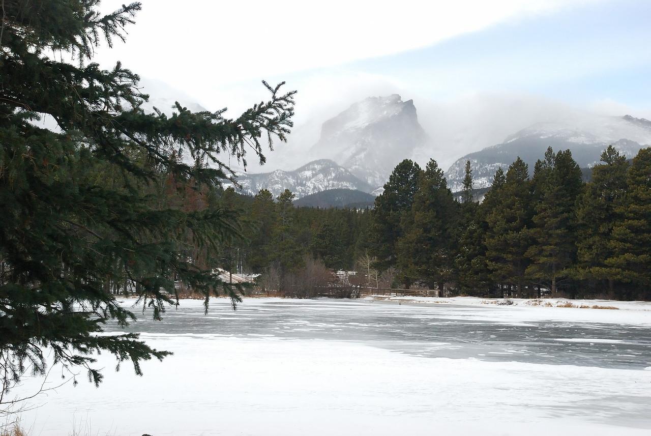 Bear Lake RMNP 122008