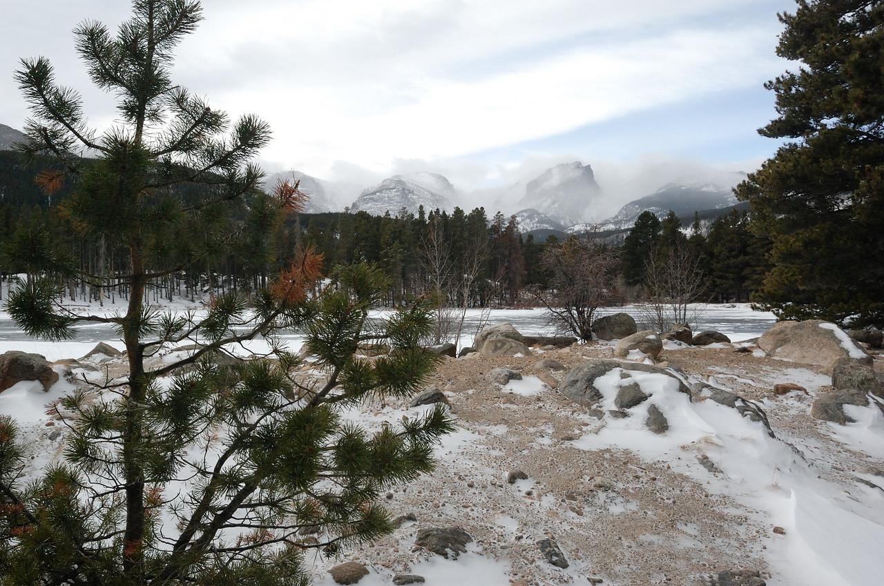 December in RMNP 2008
