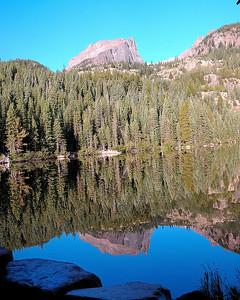 Bear Lake Reflection2